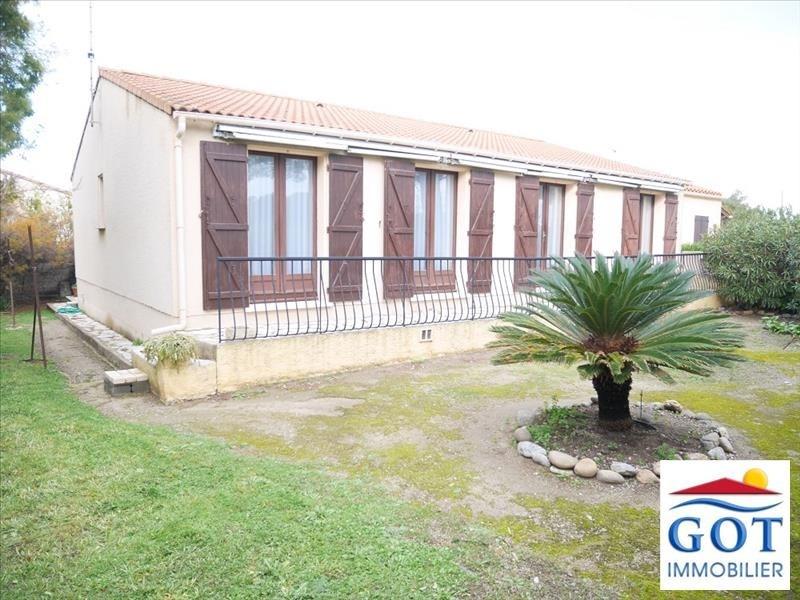 Vente maison / villa Le barcares 260000€ - Photo 1