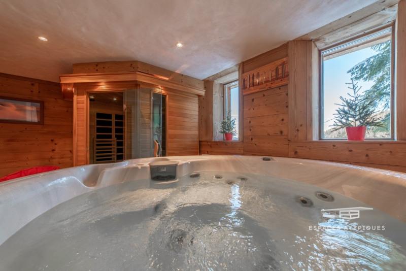 Vente de prestige maison / villa La plagne 1190000€ - Photo 3