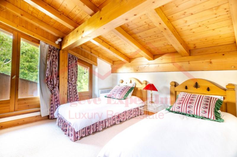 Vente de prestige appartement Megève 3900000€ - Photo 13