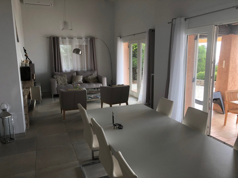 Vacation rental house / villa Les issambres 2 035€ - Picture 4