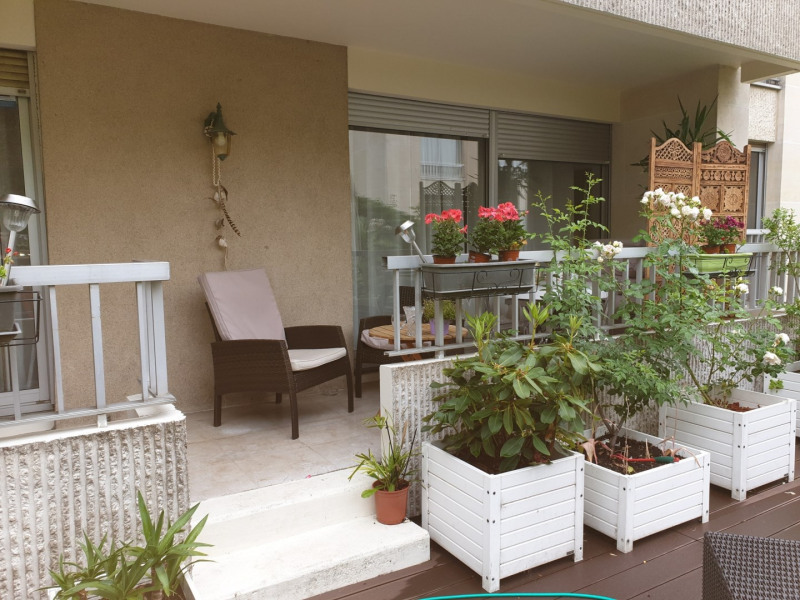 Sale apartment Le plessis-robinson 375 000€ - Picture 2