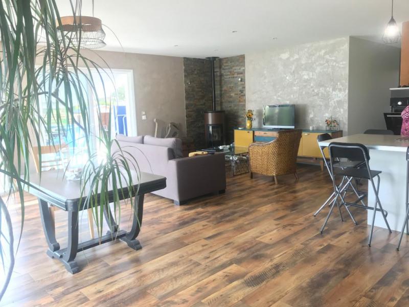 Sale house / villa Pontenx les forges 316500€ - Picture 3