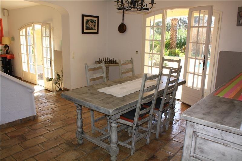 Vente de prestige maison / villa Les issambres 895000€ - Photo 4