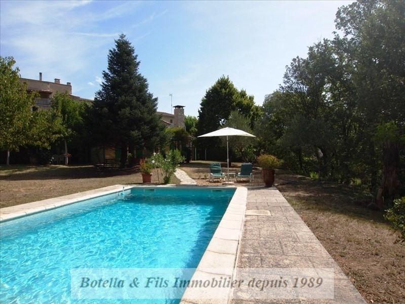 Verkoop van prestige  huis Uzes 630000€ - Foto 2