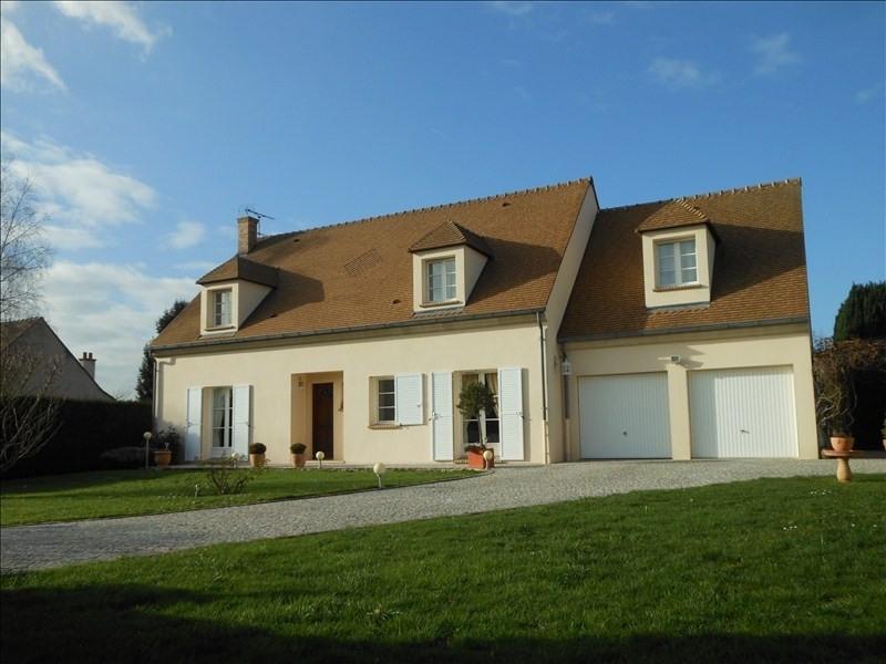 Vente maison / villa Grisy suisnes 530000€ - Photo 1