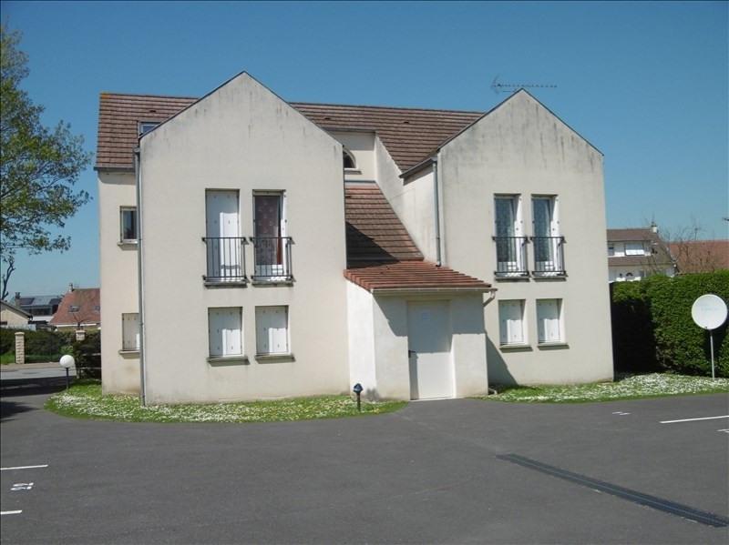 Rental apartment Magny les hameaux 639€ CC - Picture 1