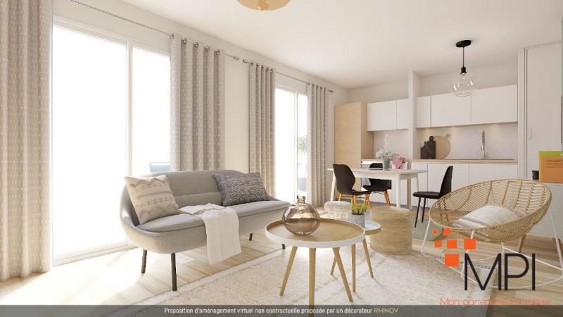 Appartement Le Rheu 2 pièce(s) 41.62 m2