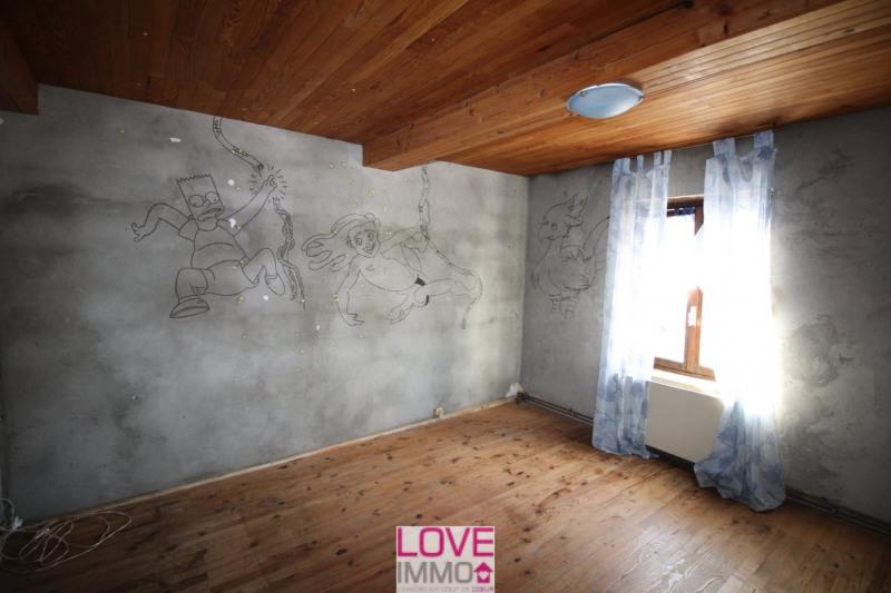 Vente maison / villa Dolomieu 172000€ - Photo 8
