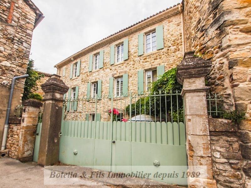 Vente de prestige maison / villa Uzes 395000€ - Photo 1