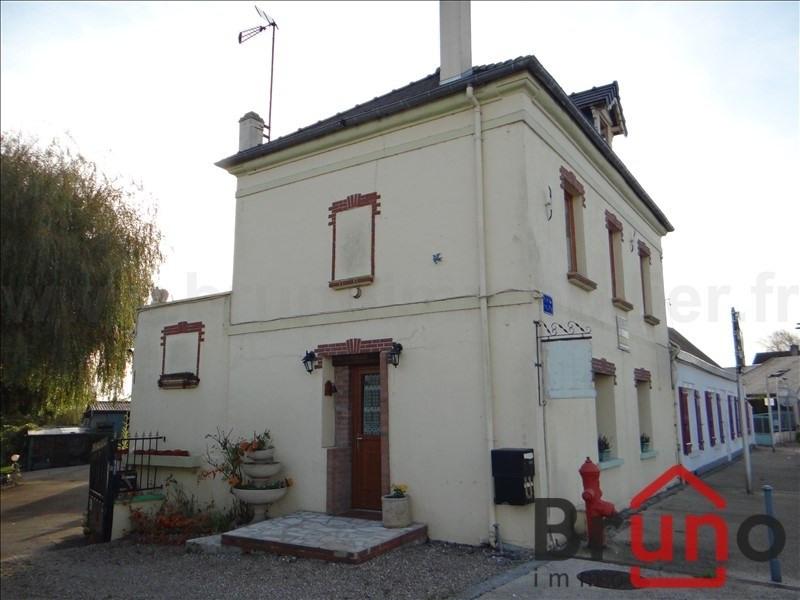 Vendita casa Noyelles sur mer 261500€ - Fotografia 1