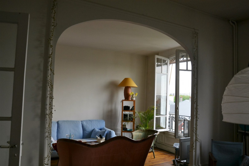 Rental apartment Colombes 1 600€ CC - Picture 2