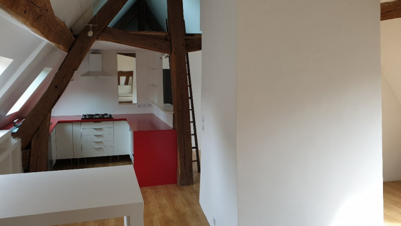 Rental apartment Montfort-l'amaury 870€ CC - Picture 3