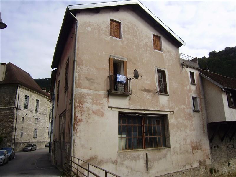 Vente maison / villa Salins les bains 75000€ - Photo 3