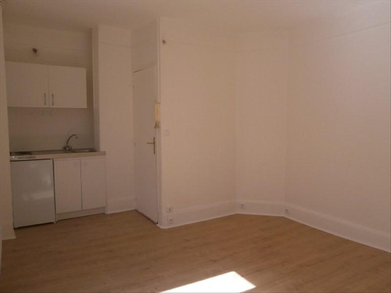 Rental apartment Fontainebleau 410€ CC - Picture 1