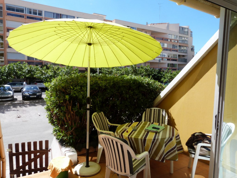 Location appartement Carnon plage 430€ CC - Photo 1