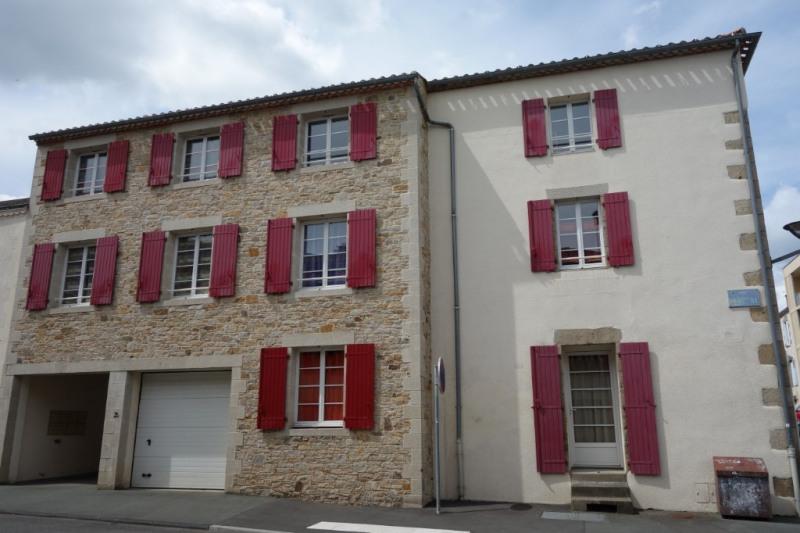 Vente appartement La roche sur yon 138000€ - Photo 1