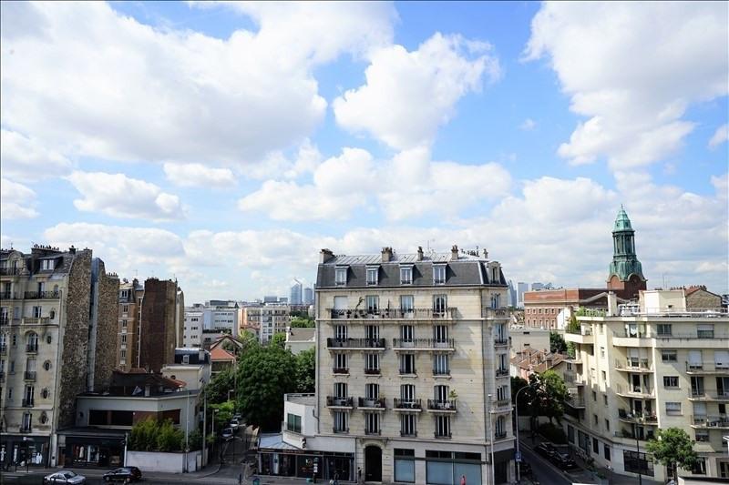 Verkoop  appartement Bois colombes 426400€ - Foto 2