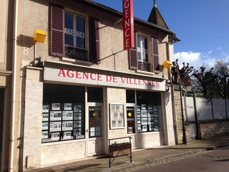 Sale site Villennes sur seine 252000€ - Picture 1