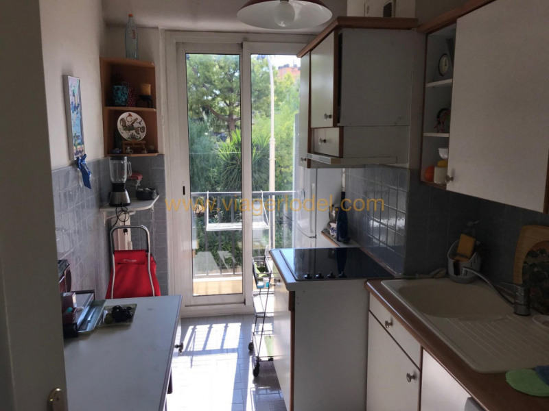 Viager appartement Nice 80 000€ - Photo 2
