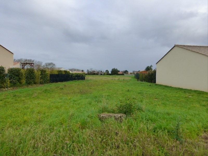 Vente terrain Angles 38500€ - Photo 3