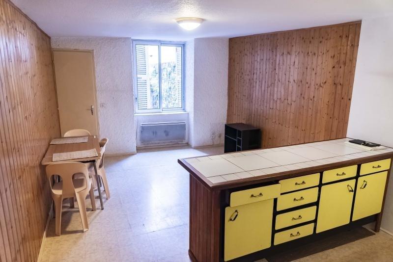 Rental apartment Nantua 250€ CC - Picture 1