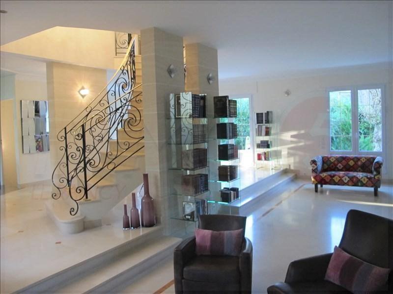 Sale house / villa Le raincy 985000€ - Picture 2