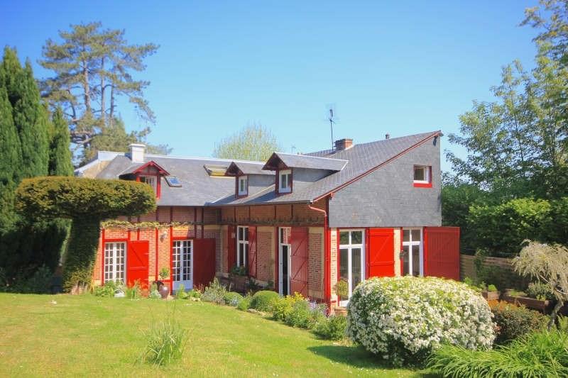 Deluxe sale house / villa Villers sur mer 765000€ - Picture 1