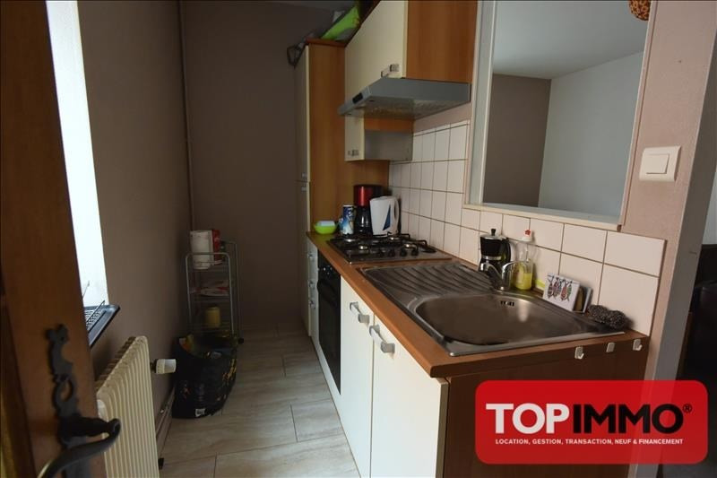 Investment property apartment Eloyes 49900€ - Picture 2