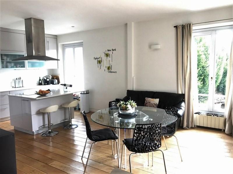 Vente maison / villa Villennes sur seine 520000€ - Photo 2