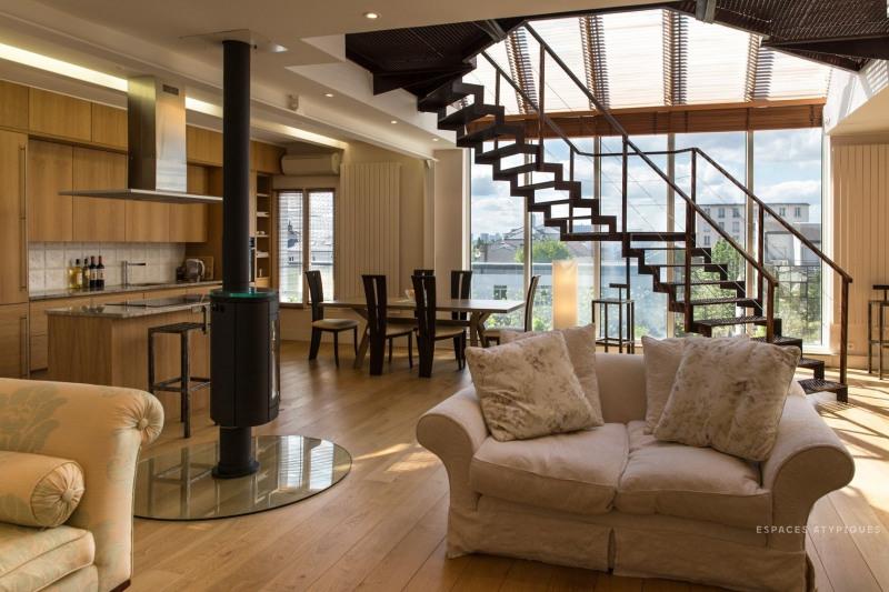 Deluxe sale apartment Enghien-les-bains 1117000€ - Picture 1