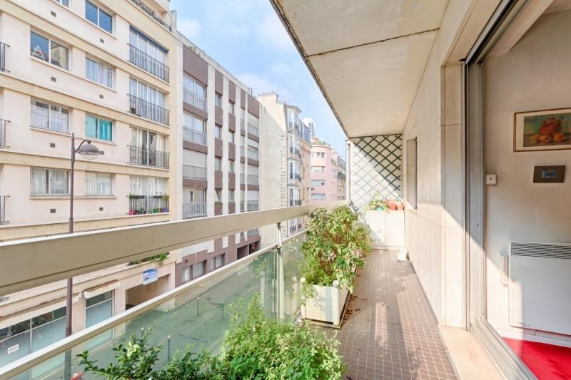 Sale apartment Paris 15ème 672000€ - Picture 1
