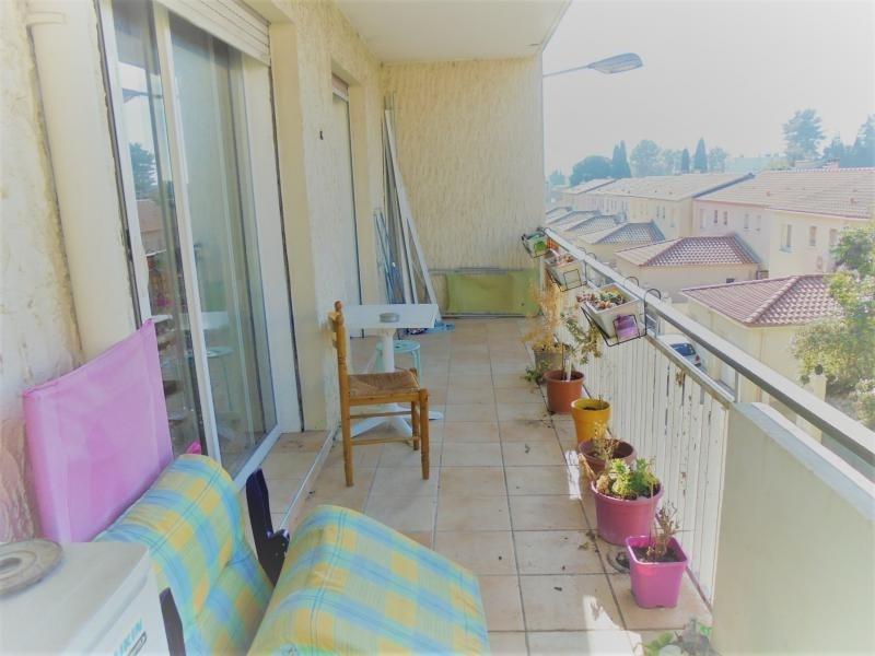 Vente appartement Lunel 126000€ - Photo 1