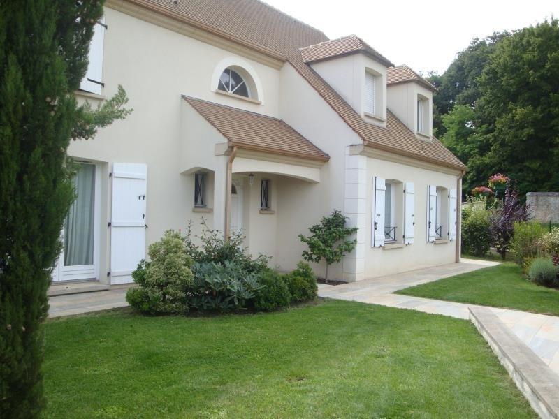 Vente maison / villa Courson monteloup 490000€ - Photo 1