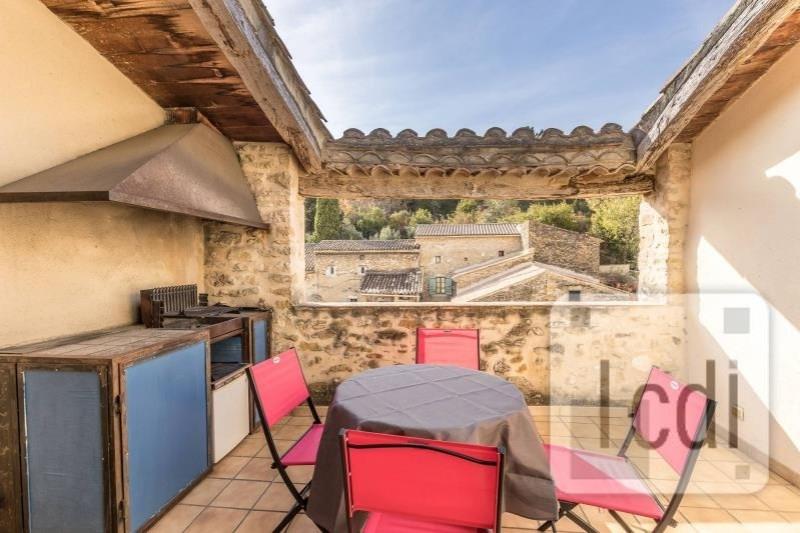 Vente maison / villa Saint-montan 242000€ - Photo 1