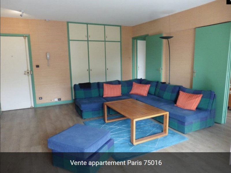 Sale apartment Paris 16ème 260 000€ - Picture 2