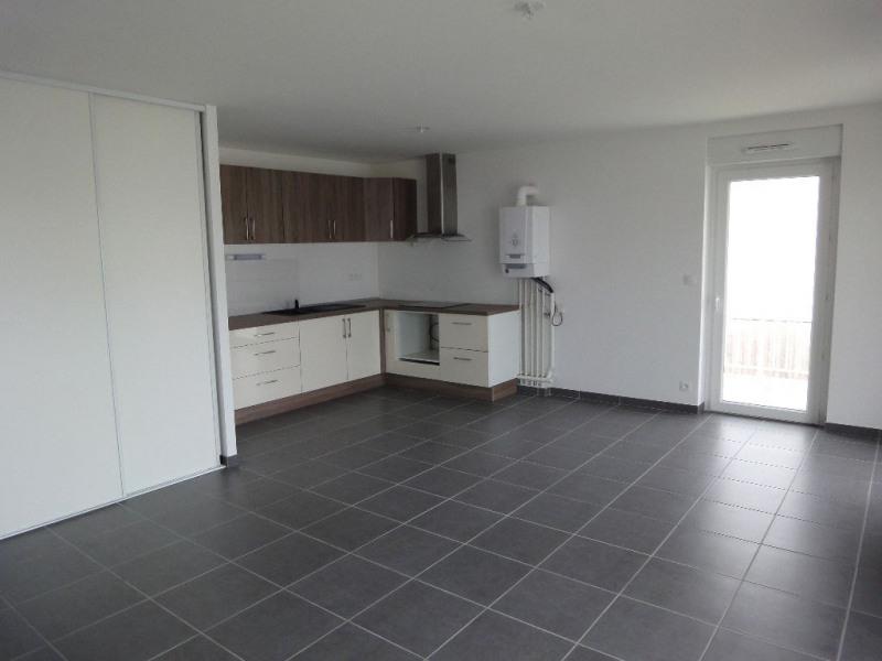 Rental apartment Brest 661€ CC - Picture 4