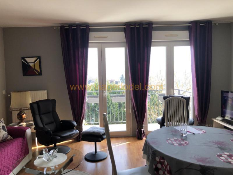 Vendita nell' vitalizio di vita appartamento Yerres 65000€ - Fotografia 1