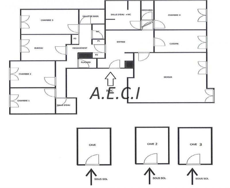 Vente de prestige appartement Bois colombes 1020000€ - Photo 14