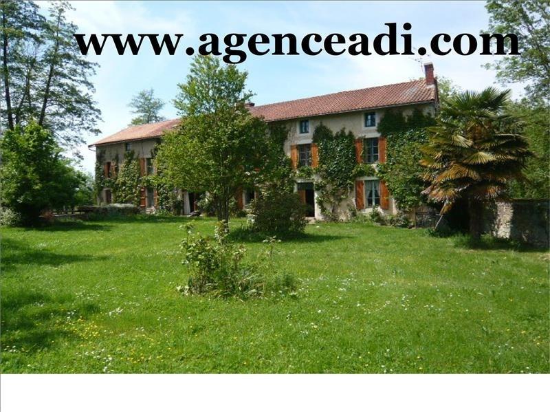 Vente maison / villa La mothe st heray 238900€ - Photo 1