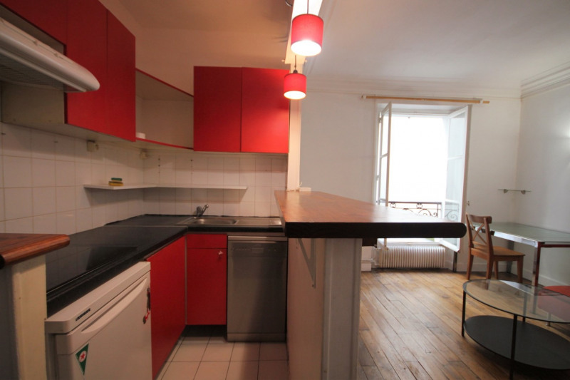 Rental apartment Paris 18ème 1 395€ CC - Picture 1