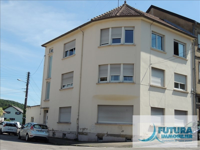 Sale apartment Forbach 129 600€ - Picture 1