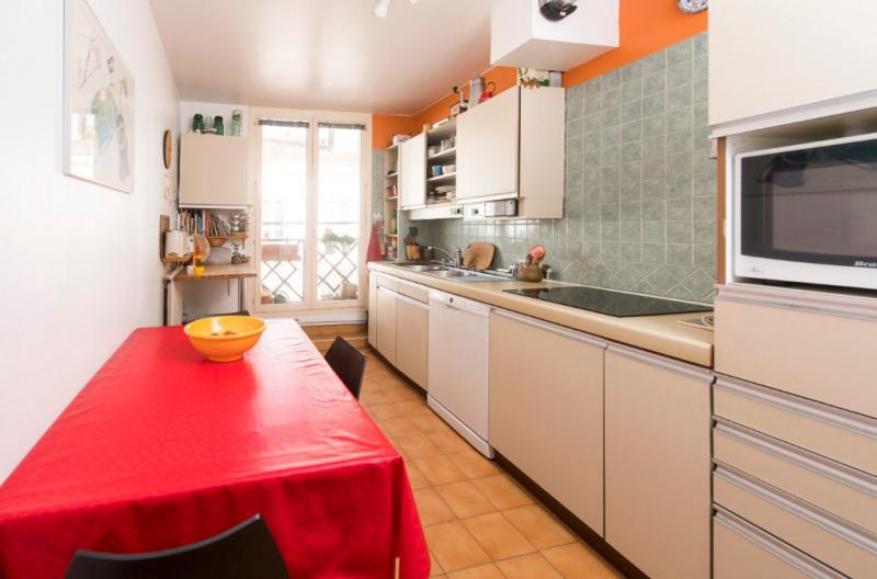 Sale apartment Lyon 6ème 498000€ - Picture 4