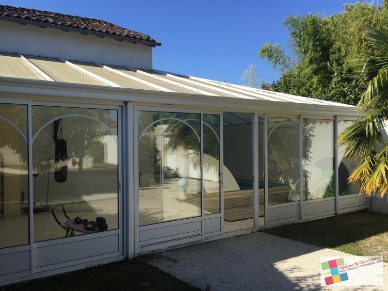Vente maison / villa Gensac la pallue 267500€ - Photo 2