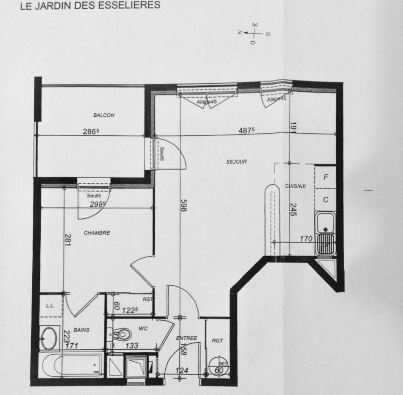 Vente appartement Villejuif 239000€ - Photo 9