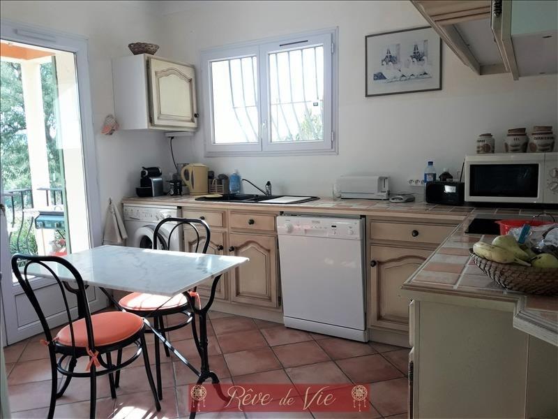 Sale apartment Bormes les mimosas 420000€ - Picture 3