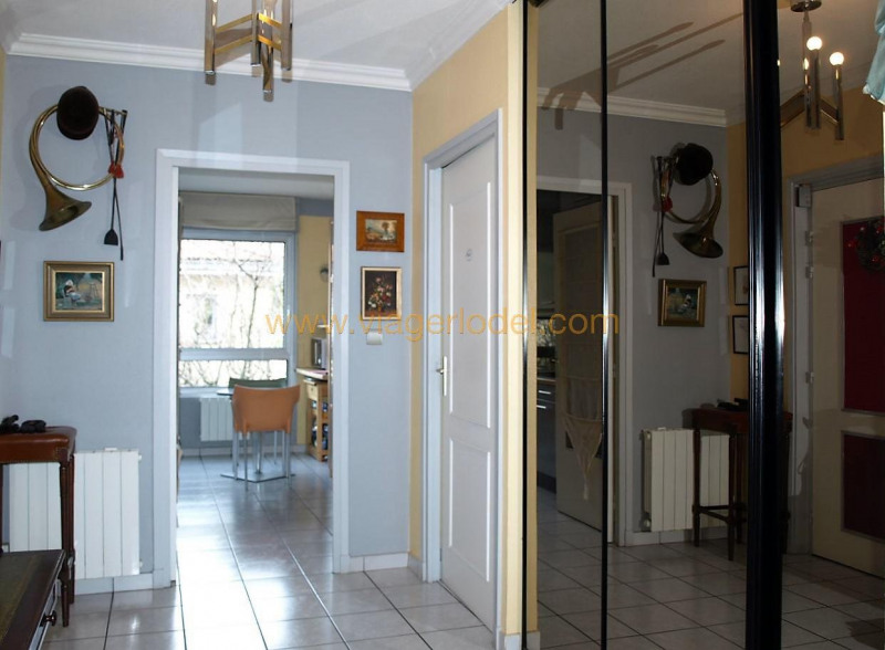 Verkauf auf rentenbasis wohnung Saint-étienne 99000€ - Fotografie 4