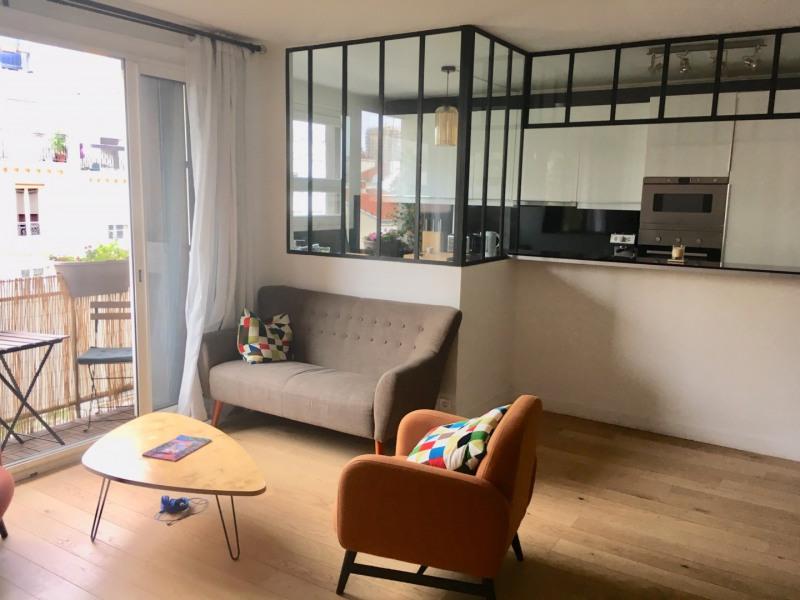 Sale apartment Paris 20ème 597000€ - Picture 1