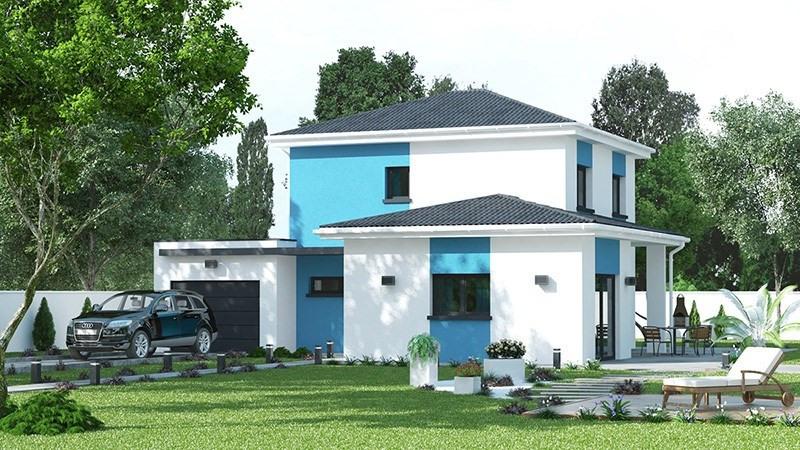 Vente maison / villa Cruzilles-lès-mépillat 267000€ - Photo 1