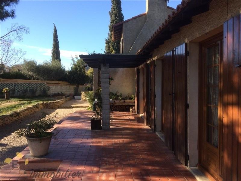 Vente maison / villa Grans 359000€ - Photo 1