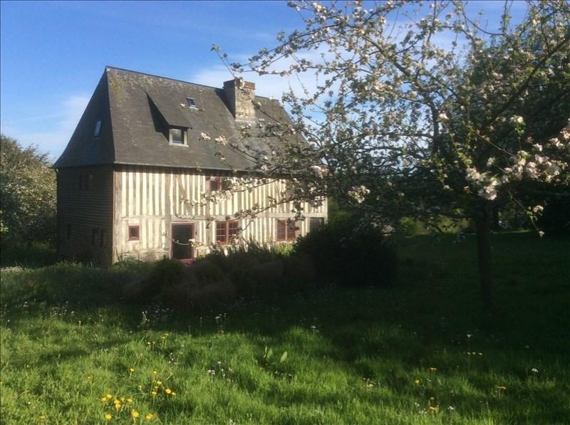 Sale house / villa Honfleur 468000€ - Picture 1